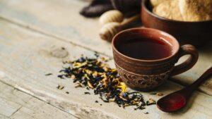 Травяные чаи и травы