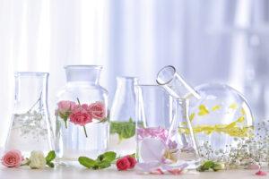 Гидролаты и эфирные масла